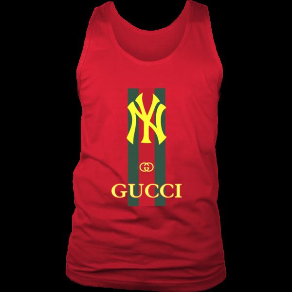 Gucci New York Yankees Mens Tank Top