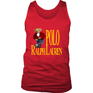 Ralph Lauren Polo Bear Mens Tank Top