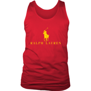 Polo Ralph Lauren Logo Mens Tank Top