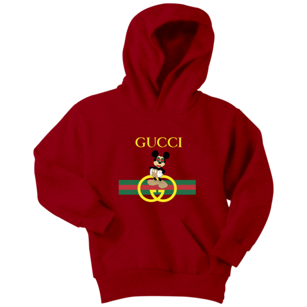 Gucci Mickey Mouse Limited Edition Youth Hoodie