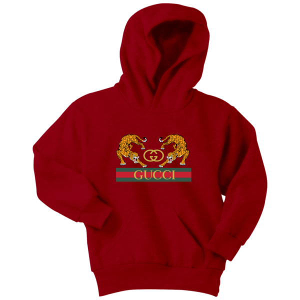 Gucci Strength Jaguar Youth Hoodie