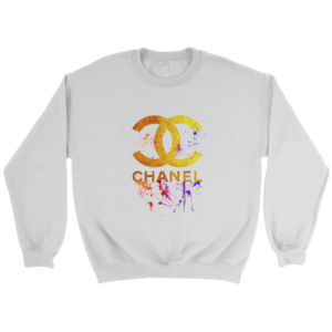 CoCo Chanel Gold Logo Limited Edition Crewneck Sweatshirt