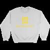 Gucci Bee Logo Drip Crewneck Sweatshirt