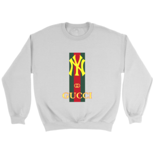 Gucci New York Yankees Crewneck Sweatshirt