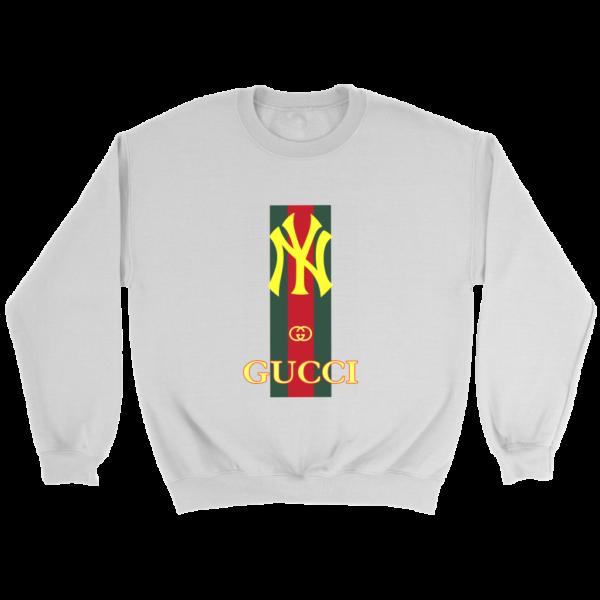Gucci New York Yankees Crewneck Sweatshirt