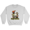Fendi Logo Crewneck Sweatshirt