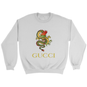 Gucci Dragon  Editon Crewneck Sweatshirt