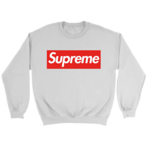 Supreme Box Logo Crewneck Sweatshirt