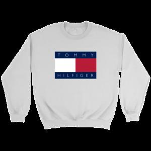 Tommy Hilfiger Logo Crewneck Sweatshirt