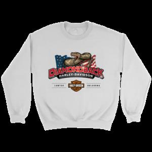 Harley Davidson Logo Premium Crewneck Sweatshirt