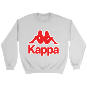 Kappa Logo Crewneck Sweatshirt