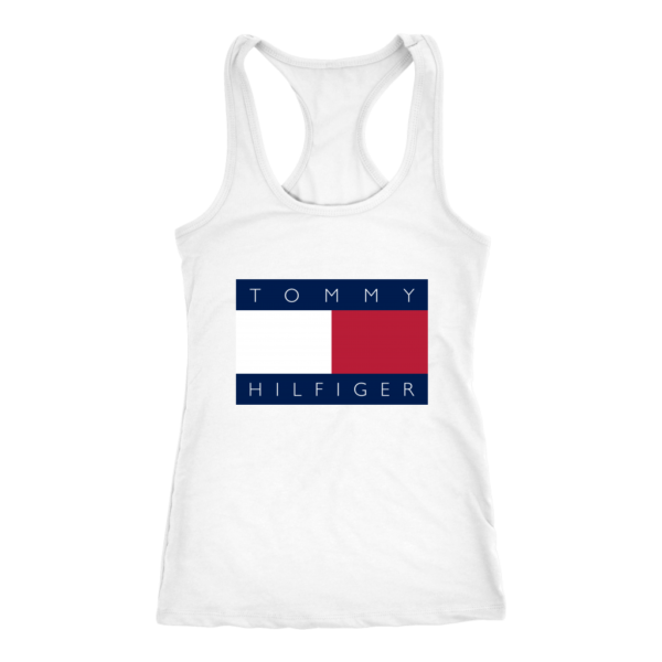 Tommy Hilfiger Logo Womens Tank Top