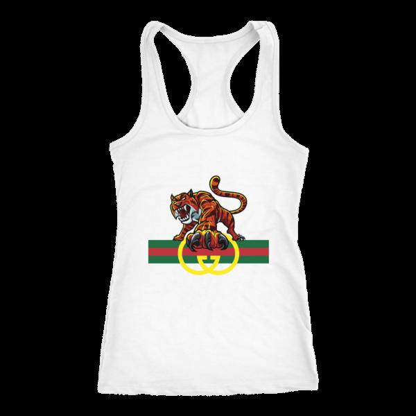Tiger Gucci Womens Tank Top