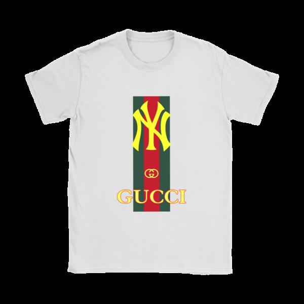 Gucci New York Yankees Womens T-Shirt
