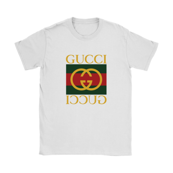 Gucci Logo Premium Womens T-Shirt