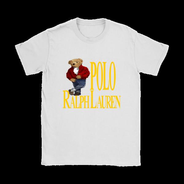 Ralph Lauren Polo Bear Womens T-Shirt