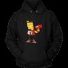 Bart Simpson Gucci Supreme Unisex Hoodie
