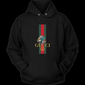 Gucci Tiger Rugby Logo Premium Unisex Hoodie
