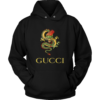 Gucci Champion Rose Unisex Hoodie