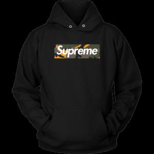 Supreme Brooklyn Logo Unisex Hoodie