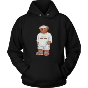 LIFE'S GUCCI BEAR Unisex Hoodie