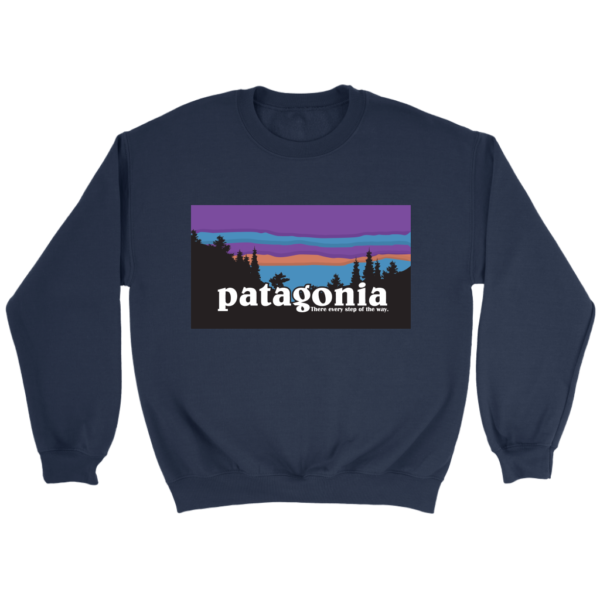 Patagonia Logo New Design Crewneck Sweatshirt