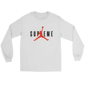 SUPREME BASKETBALL JORDAN Long Sleeve Tee