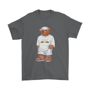 LIFE'S GUCCI BEAR Mens T-Shirt