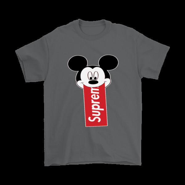 Supreme Mickey Mouse Disney Mens T-Shirt