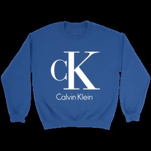 Calvin Klein Logo Crewneck Sweatshirt