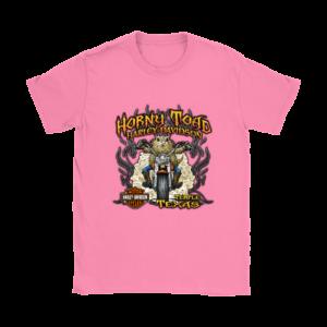 Horny Toad Harley Davidson Womens T-Shirt