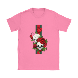Roses Of Gucci Skull Premium Womens T-Shirt