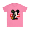 Louis Vuitton Mickey Mouse Womens T-Shirt