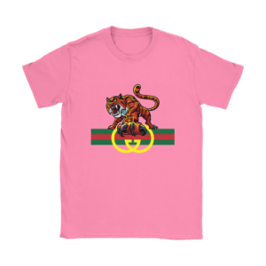Tiger Gucci Logo Womens T-Shirt