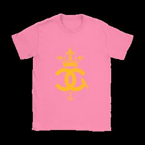 Coco Chanel Logo Premium Womens T-Shirt