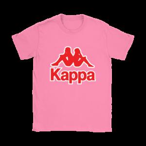 Kappa Logo Womens T-Shirt