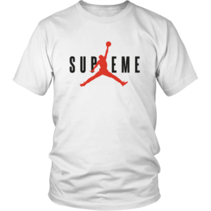 SUPREME BASKETBALL JORDAN Unisex Shirt