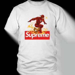 The FLASH Supreme Unisex Shirt