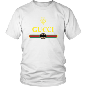 Gucci Logo With Batman Unisex Shirt