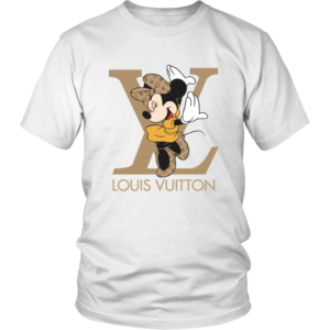 Minnie Mouse Louis Vuitton Edition Unisex Shirt