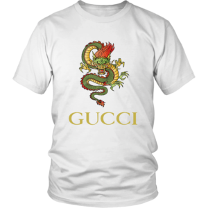 Gucci Dragon  Editon Unisex Shirt