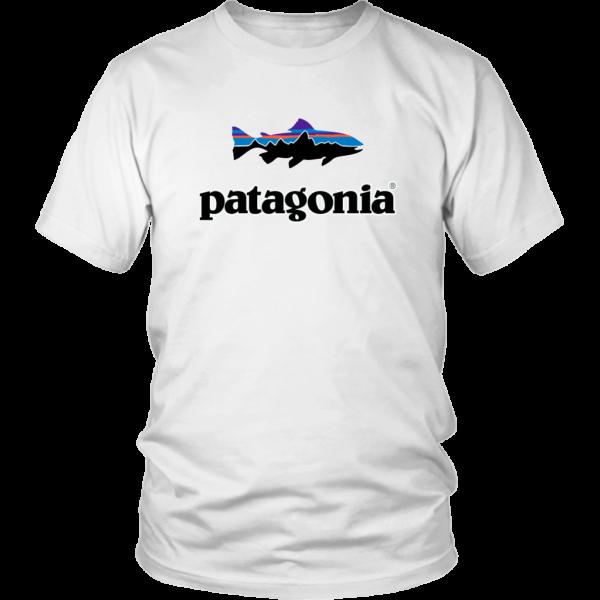 Patagonia Fish Logo Unisex Shirt