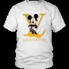 Micke Mouse Supreme Bape Logo Unisex Shirt