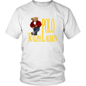 Ralph Lauren Polo Bear Unisex Shirt