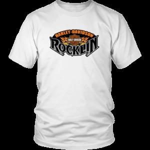 Harley Davidson Of Rocklin Unisex Shirt