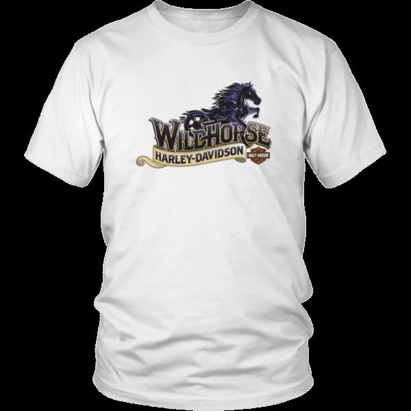 Wildhorse Harley Davidson Logo Unisex Shirt