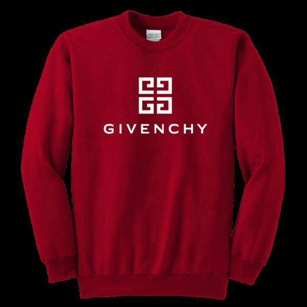 Givenchy Logo Youth Crewneck Sweatshirt