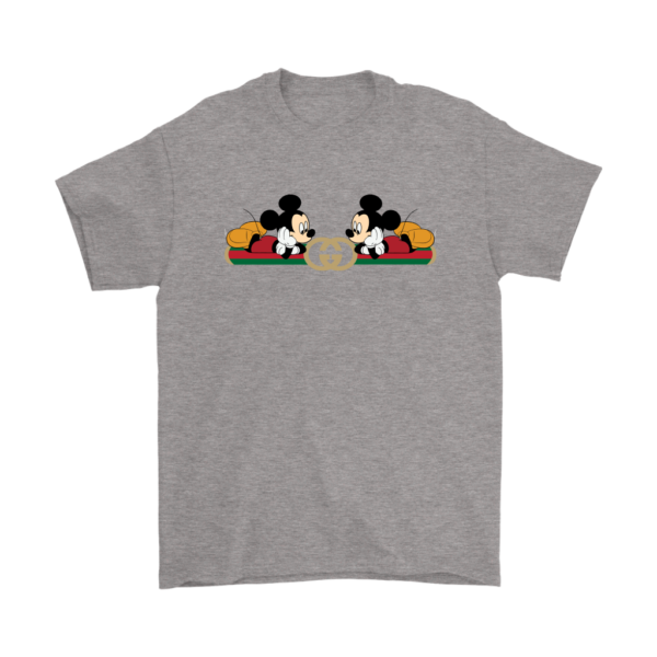 Gucci Mickey Mouse Limited Edition Mens T-Shirt