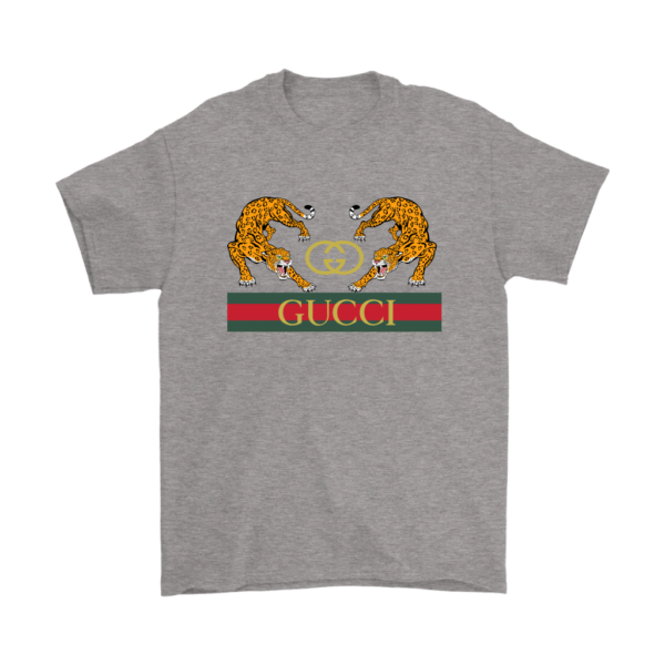Gucci Strength Jaguar Mens T-Shirt