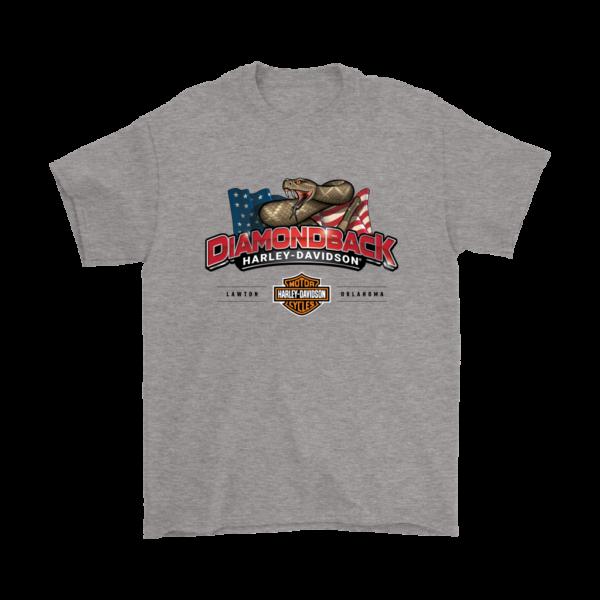 Harley Davidson Logo Premium Mens T-Shirt
